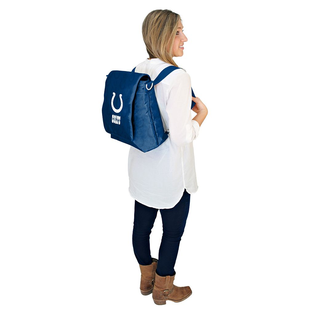 Indianapolis Colts Lil' Fan Diaper Messenger Bag