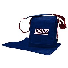 New York Giants Lil' Fan Diaper Messenger Bag