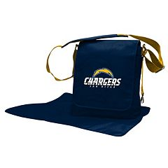 San Diego Chargers Lil' Fan Diaper Messenger Bag