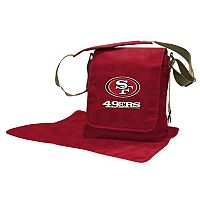 San Francisco 49ers Lil' Fan Diaper Messenger Bag