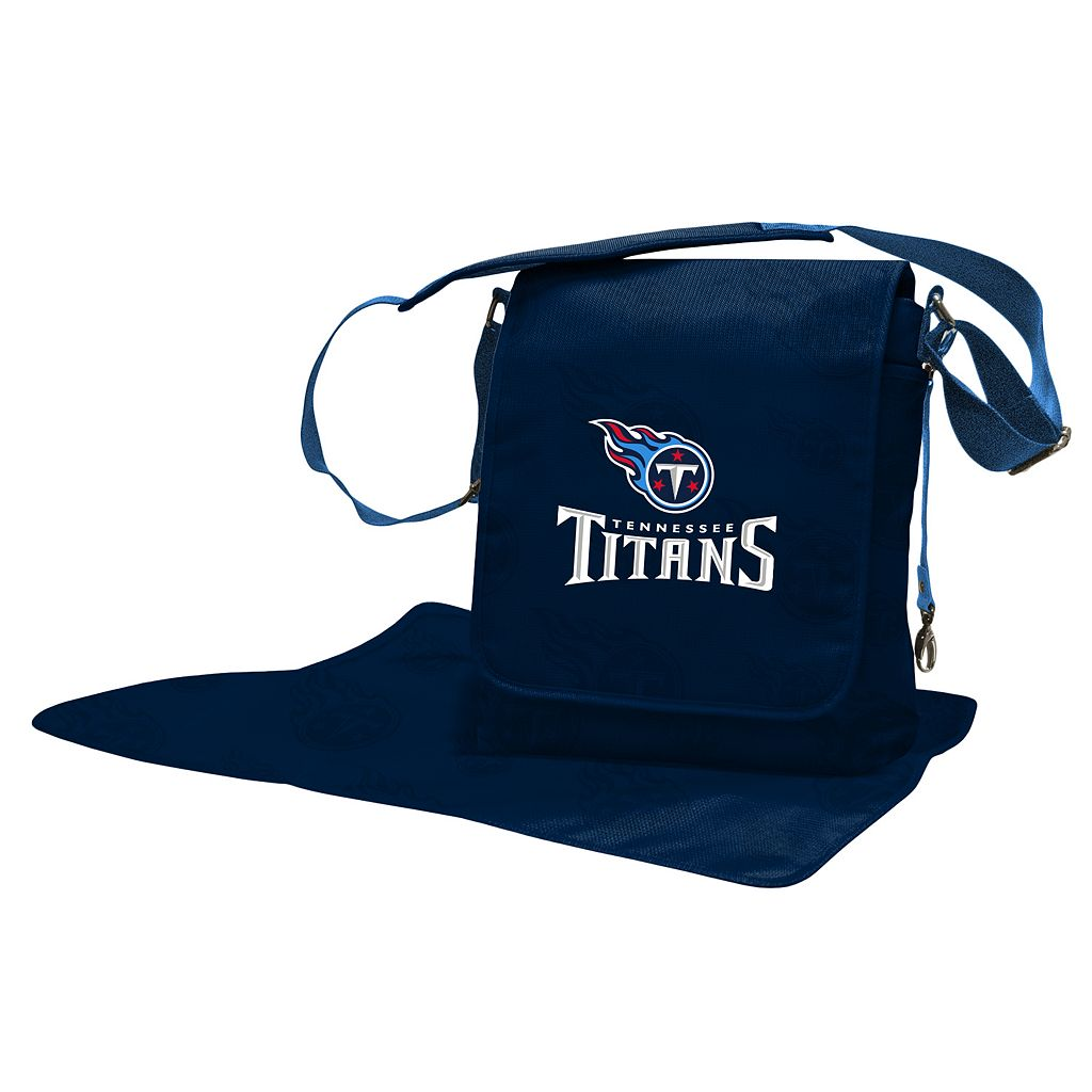 Tennessee Titans Lil' Fan Diaper Messenger Bag