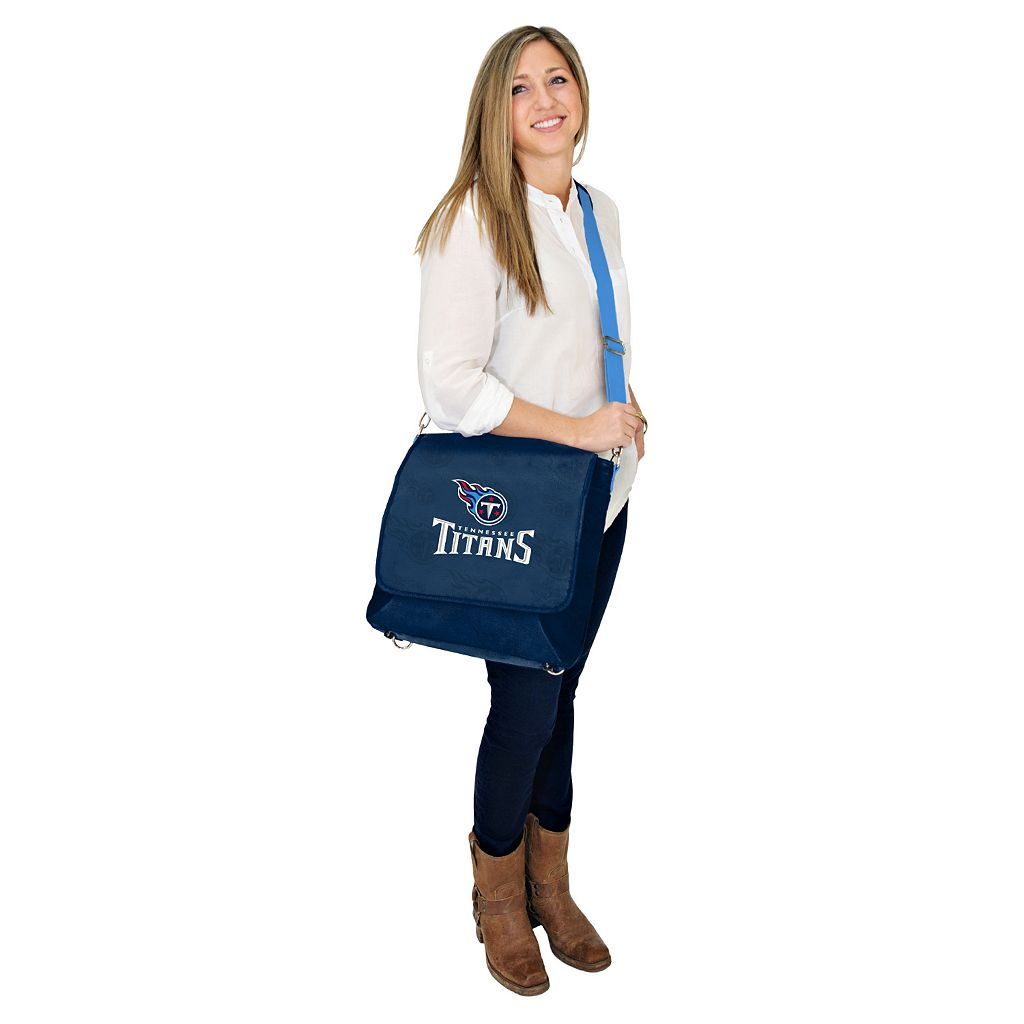 Tennessee Titans Lil' Fan Diaper Messenger Bag