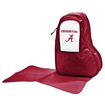 Alabama Crimson Tide Lil' Fan Diaper Sling Backpack