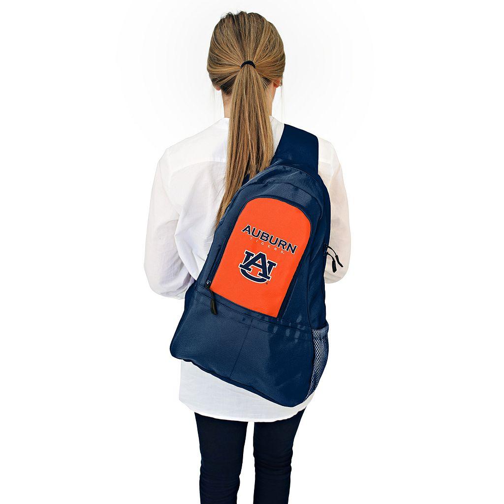Auburn Tigers Lil' Fan Diaper Sling Backpack