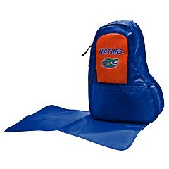 Florida Gators Lil' Fan Diaper Sling Backpack