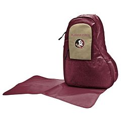 Florida State Seminoles Lil' Fan Diaper Sling Backpack