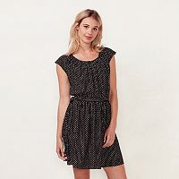 Women's LC Lauren Conrad Pleated Shift Dress