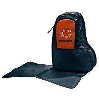 Chicago Bears Lil' Fan Diaper Sling Backpack