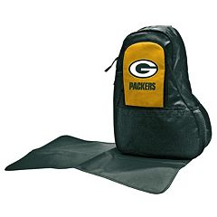 Green Bay Packers Lil' Fan Diaper Sling Backpack