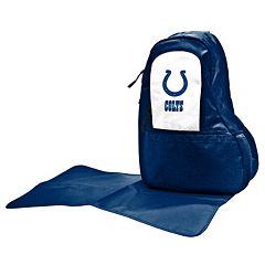 Indianapolis Colts Lil' Fan Diaper Sling Backpack