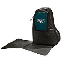 Philadelphia Eagles Lil' Fan Diaper Sling Backpack