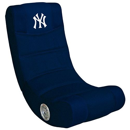 New York Yankees Bluetooth Video Gaming Chair