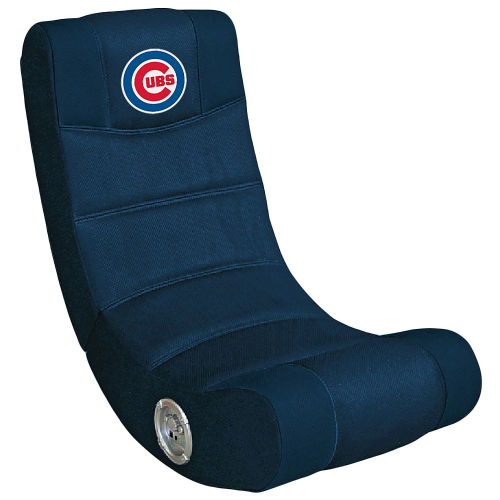 Chicago Cubs Bluetooth Video Gaming Chair