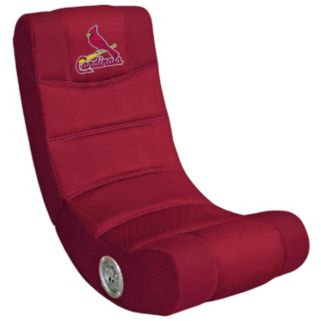 St. Louis Cardinals Bluetooth Video Gaming Chair