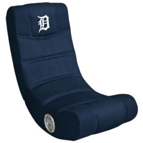 Detroit Tigers Bluetooth Video Gaming Chair