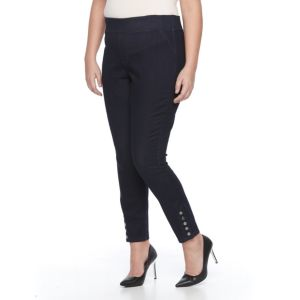 Plus Size Apt. 9® Pull-On Skinny Jeans