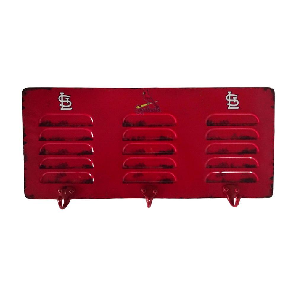 St. Louis Cardinals Locker Coat Rack