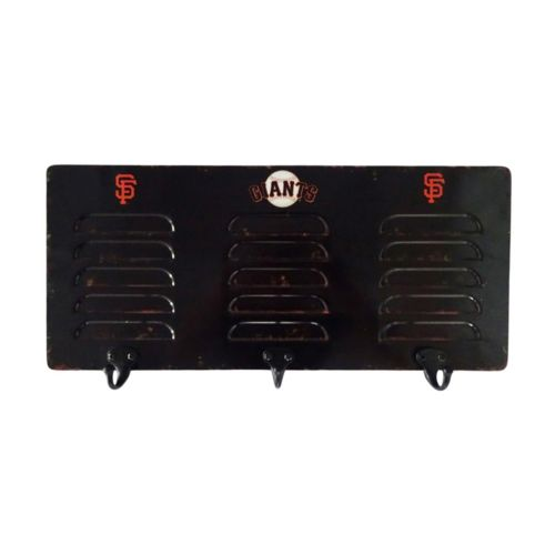 San Francisco Giants Locker Coat Rack