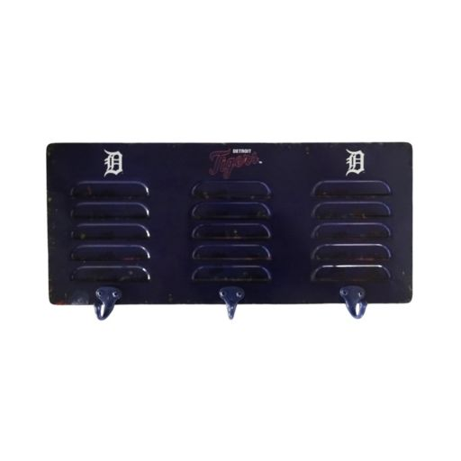 Detroit Tigers Locker Coat Rack