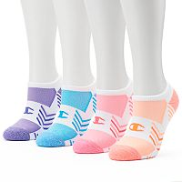 Women's Champion 4-pk. Performance No-Show Socks