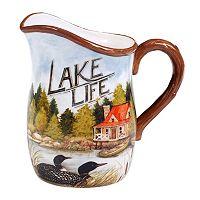 Certified International Lake Life 88-oz. Pitcher