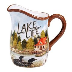 Certified International Lake Life 88-oz. Pitcher