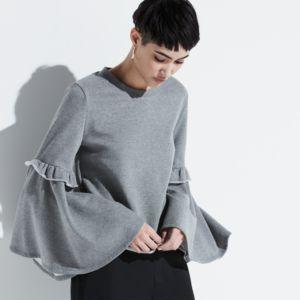 k/lab Bell Sleeve Sweatshirt