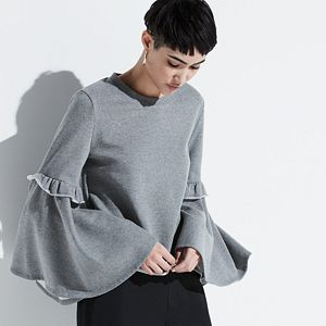 k/lab Bell Sleeve Sweatshirt
