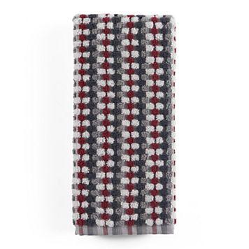 Evan Stripe Multi Texture Hand Towel