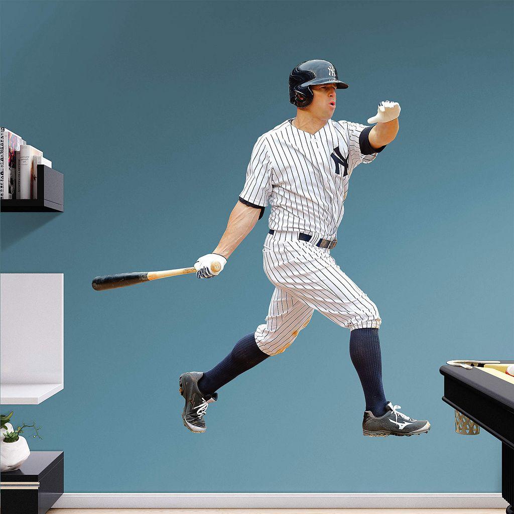 New York Yankees Brett Gardner Wall Decal by Fathead