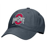 Men's Ohio State Buckeyes Wide Out Slouch Adjustable Cap