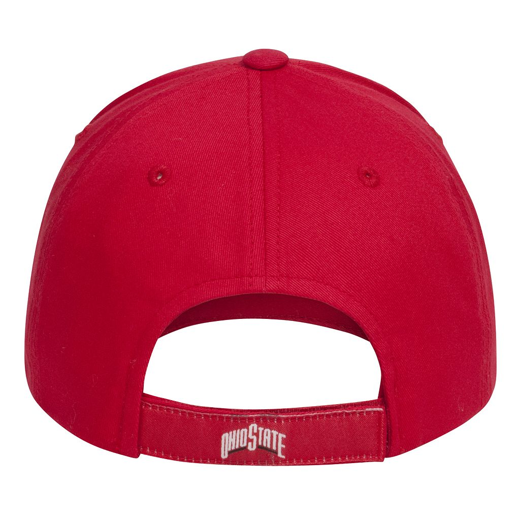 Men's Ohio State Buckeyes Signal Prime Adjustable Cap