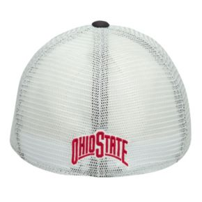 Men's Ohio State Buckeyes Superfly Mesh Back Flex Fitted Cap