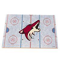 Arizona Coyotes Replica Hockey Rink Foam Puzzle Floor