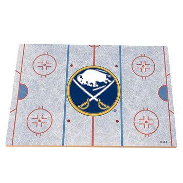 Buffalo Sabres Replica Hockey Rink Foam Puzzle Floor