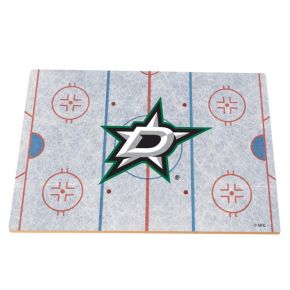 Dallas Stars Replica Hockey Rink Foam Puzzle Floor