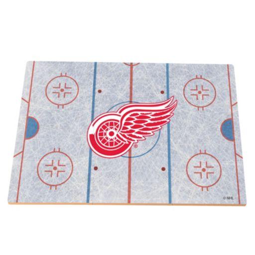 Detroit Red Wings Replica Hockey Rink Foam Puzzle Floor