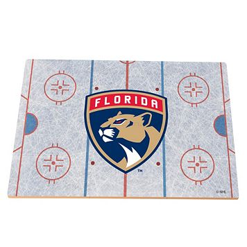 Florida Panthers Replica Hockey Rink Foam Puzzle Floor