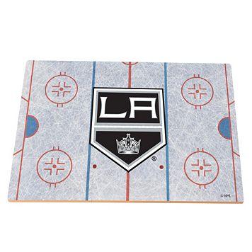 Los Angeles Kings Replica Hockey Rink Foam Puzzle Floor