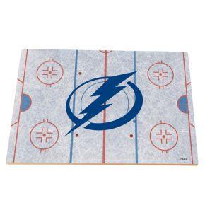 Tampa Bay Lightning Replica Hockey Rink Foam Puzzle Floor