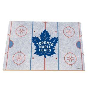 Toronto Maple Leafs Replica Hockey Rink Foam Puzzle Floor