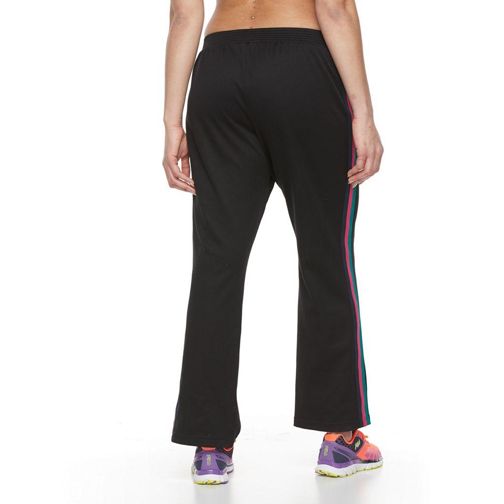 Plus Size FILA SPORT® Stripe Track Pants