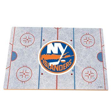New York Islanders Replica Hockey Rink Foam Puzzle Floor