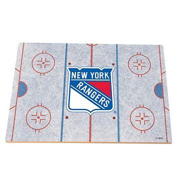 New York Rangers Replica Hockey Rink Foam Puzzle Floor
