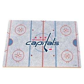 Washington Capitals Replica Hockey Rink Foam Puzzle Floor