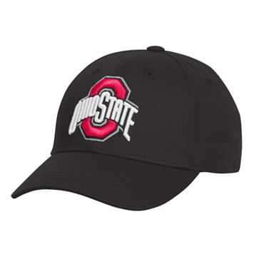 Youth Ohio State Buckeyes Signal Adjustable Cap