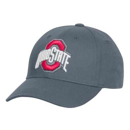 Youth Ohio State Buckeyes Signal Adjustable Cap