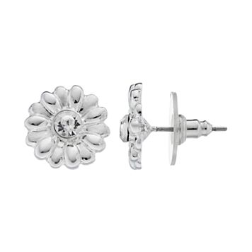 LC Lauren Conrad Sunflower Earrings