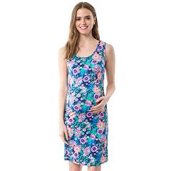 Maternity Pip & Vine by Rosie Pope Ruched Tank Dress