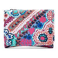 Croft & Barrow® Anna Indexer Floral RFID-Blocking Wallet